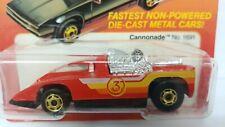 @@@***** Made in HONG KONG, Hot Wheels Cannonade CARD NEW ******@@@