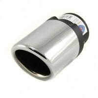 Exhaust Tip Trim Pipe Tail Muffler Chrome For Suzuki Swift Samurai Vitara Jimny