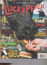 LUCKY PEACH MAGAZINE AMERICAN FOOD ISSUE 4 SUMMER 2012