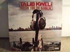 """TALIB KWELI + BILAL - WAITIN' FOR THE DJ (12"""")  2002!!!  RARE!!!"""