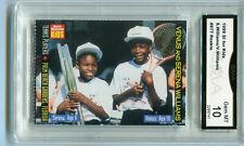 2000  SI Kids Serena Williams Venus Williams Gem Mint 10# 877