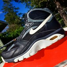 Vintage 1992 Nike Air Trainer Platinum Bo Jackson Huarache Jordan Supreme Yeezy