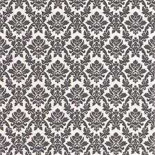 Superfresco Damask Black/White Wallpaper (Was £16)