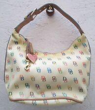 Authentique  sac à main en cuir DOONEY & BOURKE bag