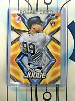 AARON JUDGE RC 2017 Topps FIRE Baseball Rookie Card #62 New York Yankees QTY