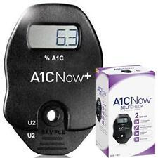A1CNow® glycated hemoglobin - HbA1c - hemoglobin A1C Multi-test system 2 tests