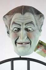 Mask Granpa Munster Licensed Munsters Halloween Latex Mask
