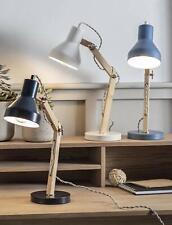 Vintage Bedside Table Office Reading Study Desk Lamp Adjustable LED Spotlight