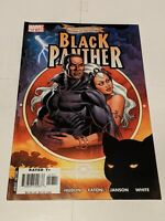 Black Panther #17 August 2006 Marvel Comics Hudlin WEDDING T'Challa & Storm