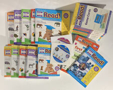 Your Baby Can Read Book Lot My Child Can Read 5 DVD Set Sliding Word Homeschool