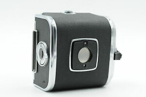 Hasselblad A12 V-Button Roll Film Back Chrome #393
