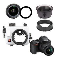 Ikelite  Underwater Housing AND Nikon D3500 Camera