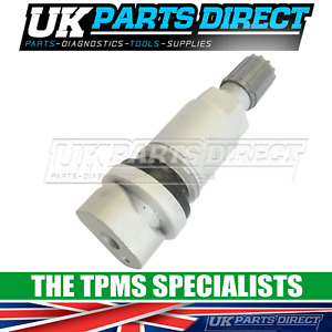 Tyre Valve Repair Stem for Lancia Flavia (10-14) - for VDO Clamp-In TG1B