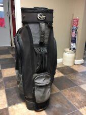 Burton Golf Tour Series Way Divided Golf Bag Black and Gray