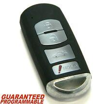 New 2014 2016 Mazda 3 Mazda 6 Remote Smart Key Fob Wazske13d01 Gjy9 67 5dy Fits Mazda