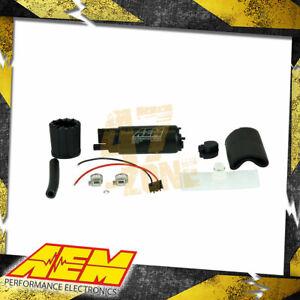 AEM 340lph Hi Flow In Tank Fuel Pump For 1986-2004 Ford F150 250 E150 E250 350