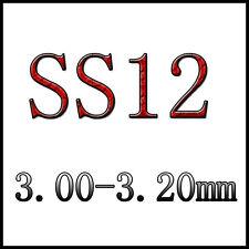 CLEAR&CRYSTAL AB Flatback Rhinestones SWAROVSKI 5ss 9ss 12ss 16ss 20ss 30ss 34ss