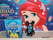 "Disney Vinylmation 3"" ★ Little Mermaid ★ Flotsome & Jetsome ★ Chaser ★ In Hand"