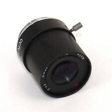 Obiettivo telecamera CCTV passo CS mount f 25 mm F 1.2 1/3'' - ID 4857