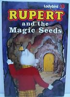 Ladybird Book. Rupert and the Magic Seeds. First Edition Published in 1989.