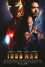 Iron Man Reg Original Movie Poster Single Sided 27x40
