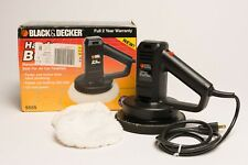 Black and Decker Car Buffer- #9555, Very Good Condition!