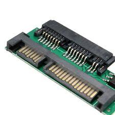 1.8'' Micro SATA SSD HDD 16Pin a 22Pin 2.5'' Inch SATA Adaptador Convertidor