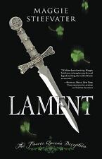 Lament by Maggie Stiefvater NEW NEVER READ CONDITION paperback faerie queen
