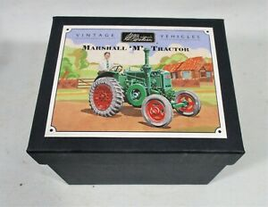 Britains Marshall M Tractor Collector Model 1/32 Farm toy New in Box