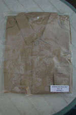 New - Kuwaiti Military / Police - Khaki Shirt / Jacket - XL