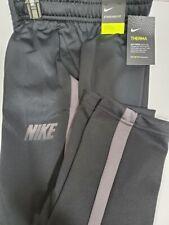 Boys Kids Youth Nike Therma Pants New Black Size Large
