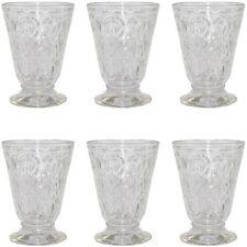 La Rochere Vintage Wasserkelch Lyonnais, 200 ml, 6 Stück, Wasser Glas, Wasser
