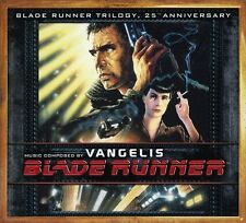 Vangelis - Blade Runner Trilogy (Original Soundtrack) [New Cd] Anniver