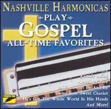 Nashville Harmonicas - Play Gospel All Time Favorites [New CD]