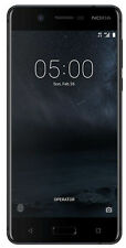 "Brand New Nokia 5 Black 16GB 4G 5.2"" 13MP 3GB RAM Unlocked Android 8 Smartphone"