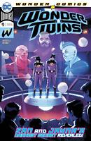 Wonder Twins #9 (of 12) Comic Book 2019 - DC