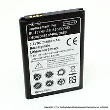 3500mAh Battery for LG G3 D855 VS985