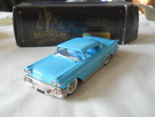 Brooklin Collection 1958 Chevrolet Impala 1:43 Diecast