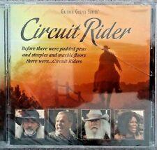 NEW! Circuit Rider - Various Artists CD Lynda Randle,The Isaacs,Guy Penrod...