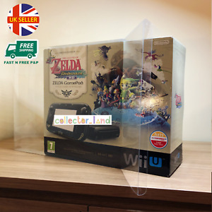 1 x BOX PROTECTOR for Nintendo Wii U Console Box STRONG PET PLASTIC DISPLAY CASE