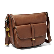 Fossil Ryder Crossbody Bag Brown ZB7411200