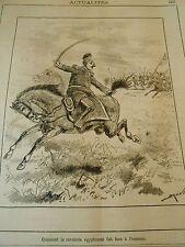 Typo 1884 Comment la Cavalerie Egyptienne fait face à l'ennemi