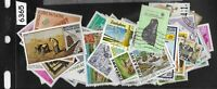 100+ Postage Stamps / All from Africa with a mix of Unused and used stamps.