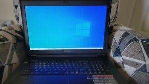"""MSI GT72 Dominator-214 - 17.3"""" - Core i7 4710HQ - 12 GB RAM - 128 GB SSD + 1 TB"""