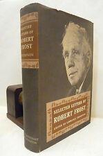 POESIA USA - L. Thompson, SELECTED LETTERS OF ROBERT FROST 1964 epistolario