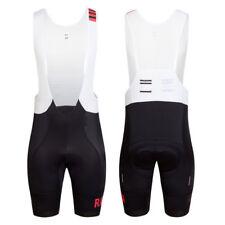 Rapha Black/Coral Pro Team Bib Shorts. Size XS. BNWT.
