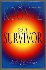 Sole Survivor (First British Edition)- High Grade
