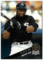 BO JACKSON 1993 Leaf #316 Chicago White Sox Baseball Card