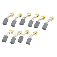 Replacement Motor Carbon Brushes 17.5mm x 11mm x 7mm 10 PCS