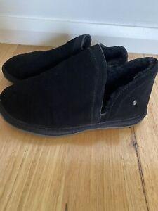 Emu Australia sheepskin slippers size AU 7